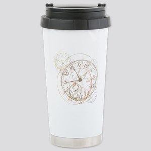 Untimely Perceptions Stainless Steel Travel Mug