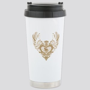 Pit Bull Stainless Steel Travel Mug