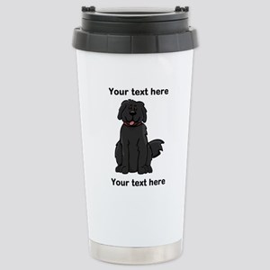 Newfie - Customizable Stainless Steel Travel Mug