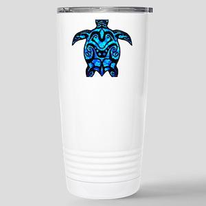 14106a806e1 Sea Turtle Designs Insulated Drinkware - CafePress