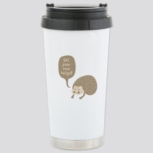 Bush Bogarter Stainless Steel Travel Mug