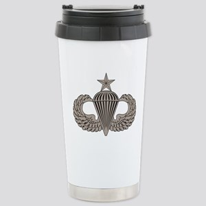 Sr. Parachutist Stainless Steel Travel Mug