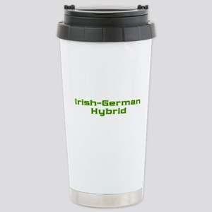 Irish German Hybrid Stainless Steel Travel Mug