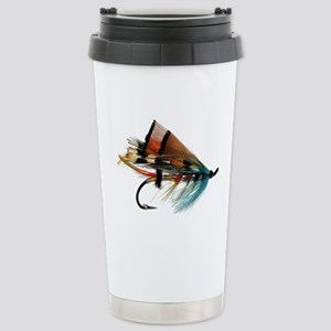 """Fly 2"" Stainless Steel Travel Mug"
