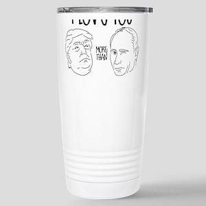 63e87b0e0fc Trump Loves Putin Stainless Steel Travel Mug
