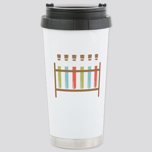 Test Tubes Travel Mug