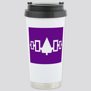 Iroquois Stainless Steel Travel Mug