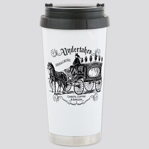 Undertaker Vintage Style Travel Mug