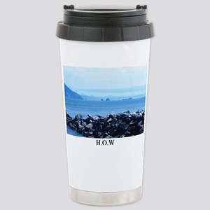 HOW Stainless Steel Travel Mug