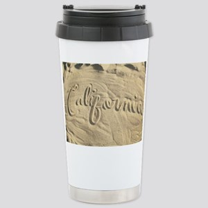 CALIFORNIA SAND Travel Mug