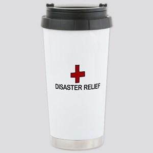 Disaster Relief Travel Mug