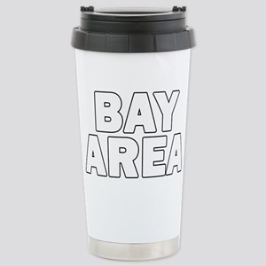 San Francisco Bay Area Stainless Steel Travel Mug