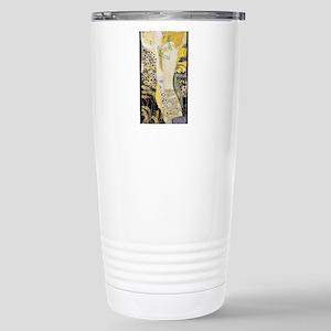 Klimt - Wasserschlangen 1 Stainless Steel Travel M