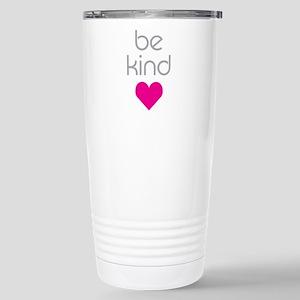 Be Kind Stainless Steel Travel Mug