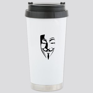 Guy Fawkes Travel Mug