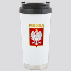 Poland COA Travel Mug
