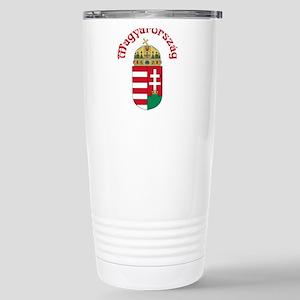 Hungary Stainless Steel Travel Mug