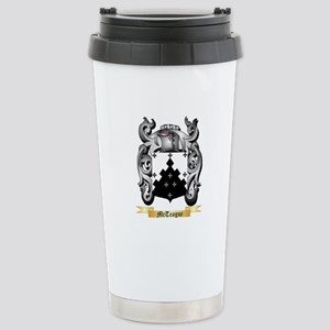 McTeague Stainless Steel Travel Mug