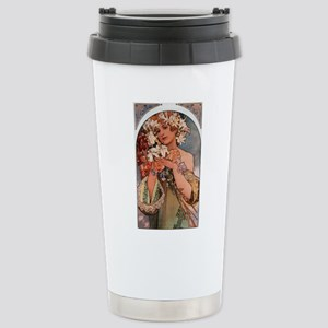 FLOWER_1897 Stainless Steel Travel Mug