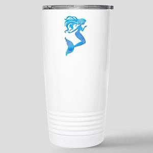 Watercolor Mermaid Mugs