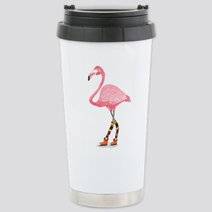 Styling Flamingo Travel Mug