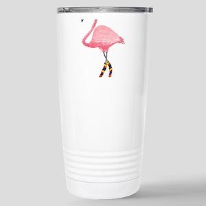 Styling Flamingo Travel Mug