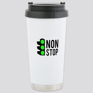 NON STOP Stainless Steel Travel Mug