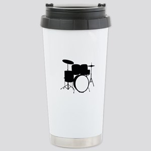 Drums Stainless Steel Travel Mug