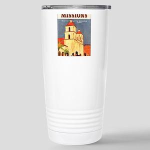 Mission Santa Barbara Mugs