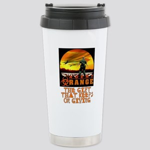GIFT THAT KEEPS ON GIVI Stainless Steel Travel Mug