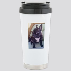Authority Stainless Steel Travel Mug