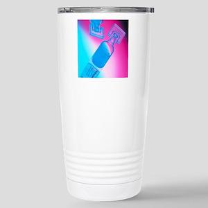 Asthma drug Stainless Steel Travel Mug