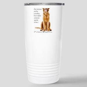 Golden Mom Travel Mug