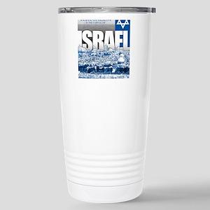 Jerusalem, Israel Stainless Steel Travel Mug