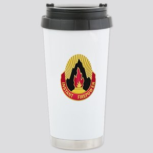 38th Support Group Stainless Steel Travel Mug
