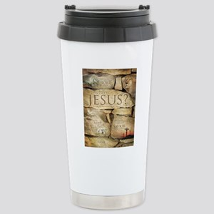 Names of Jesus Christ Stainless Steel Travel Mug