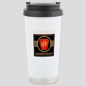 Pennsylvania Railroad Stainless Steel Travel Mug