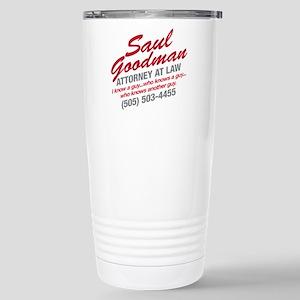 Breaking Bad - Saul Goo Stainless Steel Travel Mug