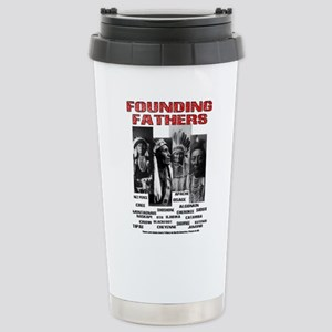 Native American, First Nations Founders Stainless