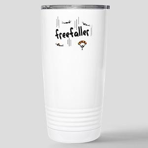 'Freefaller' Stainless Steel Travel Mug