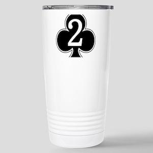 2-327 Infantry Stainless Steel Travel Mug