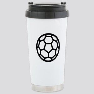 Handball ball Stainless Steel Travel Mug