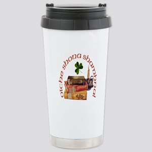 Bell Book & Candle Stainless Steel Travel Mug