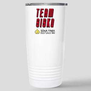 Team Sisko Star Trek Deep Space Nine Stainless Ste