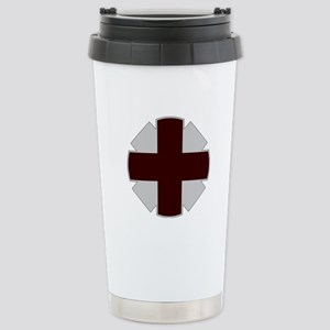 44th Medical Command Stainless Steel Travel Mug
