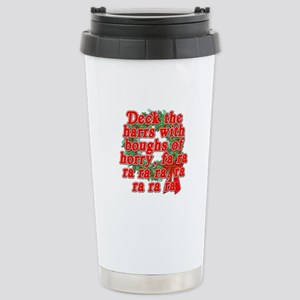 Deck The Harrs - Christmas Story Chinese Stainless