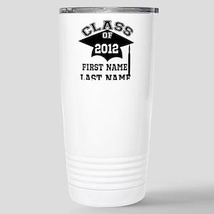 Customizable Senior Stainless Steel Travel Mug