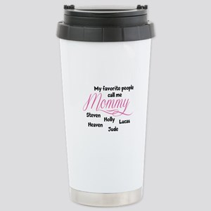 Mommy personalized kids Travel Mug
