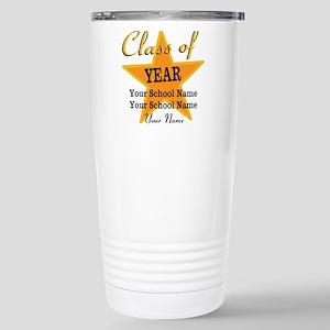 Custom Graduation Travel Mug