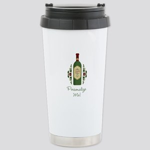 Customizable Birthday Travel Mug